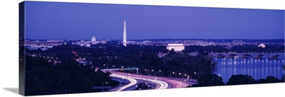 Evening Washington DC