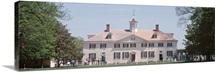 Facade a building, Mt Vernon, Fairfax County, Virginia