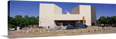 Facade of a building, National Gallery of Art, Washington DC