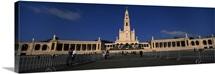 Facade of a church, Our Lady Of Fatima, Fatima, Portugal