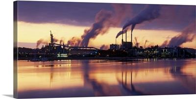 Factory Gruvon Sweden