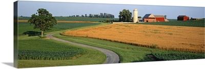 Farm nr Mountville Lancaster Co PA