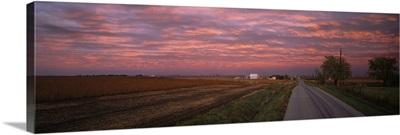 Farmland road IL