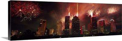 Fireworks Houston TX