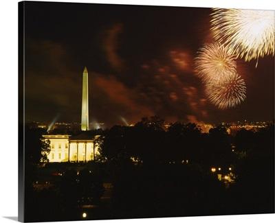 Fireworks Washington DC
