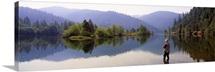 Fishing Lewiston Lake CA