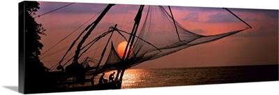 Fishing Nets Cochin India