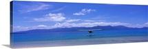 Float Plane Hope Island Great Barrier Reef Australia