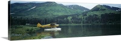 Float Plane Kenai Peninsula Alaska