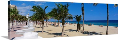 Florida, Fort Lauderdale, Beach