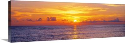 Florida, Indian Rocks Beach, sunset