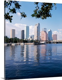 Florida, Tampa, Office building in Tampa