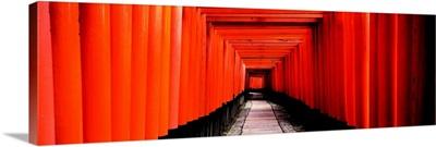 Fushimi Shrine Kyoto Japan