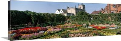 Gardens at Stratford upon Avon England