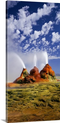 Geyser Black Rock Desert NV