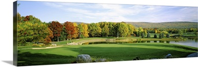 Golf course, Penn National Golf Club, Fayetteville, Franklin County, Pennsylvania