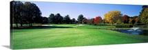 Golf course, Westwood Country Club, Vienna, Fairfax County, Virginia