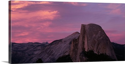 Half Dome Yosemite National Park CA