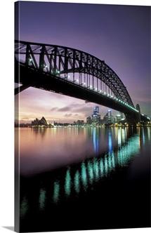 Harbor Bridge Sydney Australia