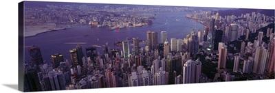 Hong Kong, harbor