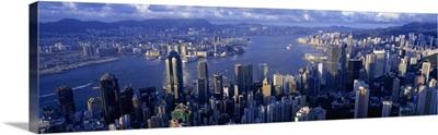 Hong Kong Harbor Hong Kong China