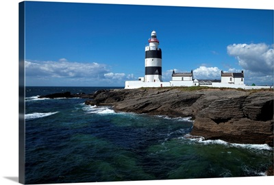 Hook Head Lighthouse, In Existance for 800 years, County Wexford, Ireland