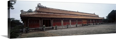 Imperial Palace Hue Vietnam
