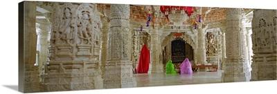 India, Ramakpur Jain temple, Kumbhalguh