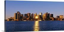 Inner Harbor Boston MA