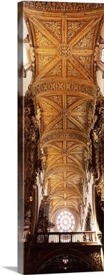 Interiors of a church, Igreja De Sao Francisco, Porto, Portugal