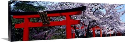 Japan, Kyoto, Takenaka Inari Shrine