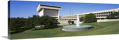 Johnson Library Austin TX
