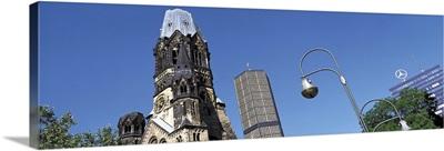 Kaiser Wilhelm Memorial Church Berlin Germany