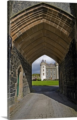 Killyleagh Castle, Co Down, Ireland