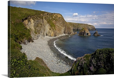 Ladys Cove, Copper Coast , County Waterford, Ireland