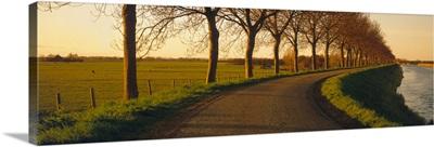 Lane Oudendijk Netherlands