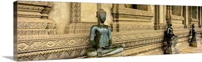 Laos, Vientiane, Haw Phra Keo, museum