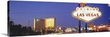 Las Vegas Sign Las Vegas NV