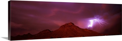 Lightning Tucson AZ