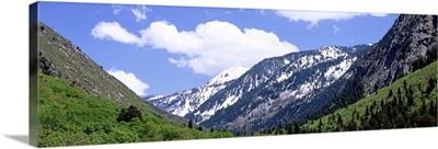 Little Cottonwood Canyon Salt Lake City UT