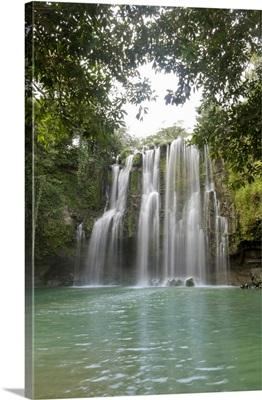 Llanos De Cortez Waterfall, La Libertad, Guanacaste, Costa Rica