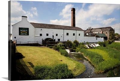 Lockes Whiskey Distillery (1757), Kilbeggan, County Westmeath, Ireland