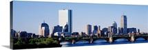 Longfellow Bridge Boston MA