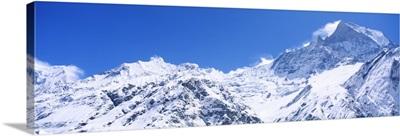 Machapuchare Annapurna Nepal