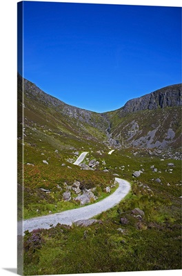 Mahon Falls, Comeragh Mountains, County Waterford, Ireland