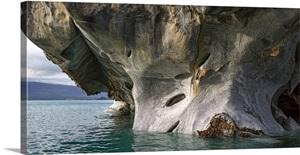 Marble Caves General Carrera Lake Aysen Region