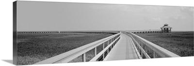 Marsh Boardwalk TX
