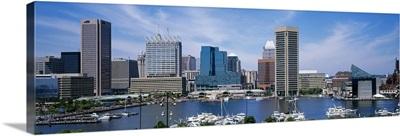 Maryland, Baltimore, Inner Harbor