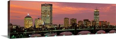 Massachusetts, Boston, Back Bay