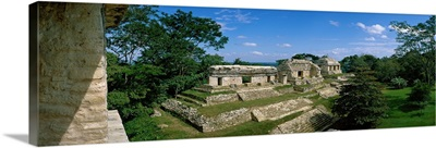 """Mayan Temple Ruins """"The Northern Group"""" Palenque Mexico"""